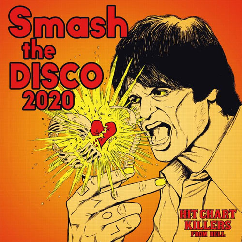 V.A. HARDCORE KITCHEN / Smash the DISCO2020