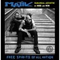 MAJIK (マジック) / FREE SPIRITS OF ALL NATION